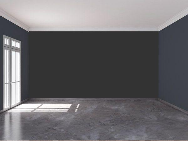 Fesselnd Tiefenwirkung Im Raum Durch Farben