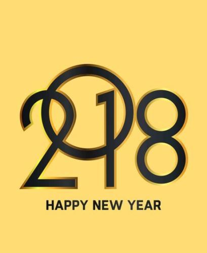 Happy New Year 2018 Poems To Wish Friends Family. Invite In The New. As We  Say Goodbye To One Year, We Can Look Forward To The Hope And Possibilities  Of ...