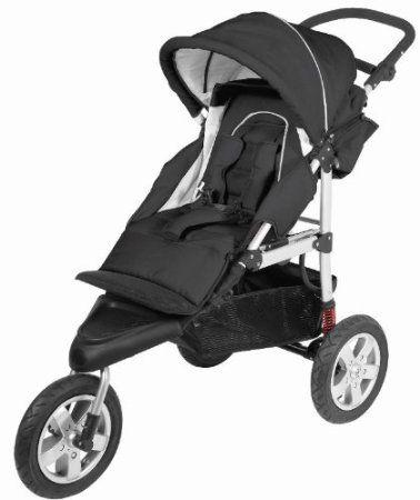 a8003b289f Babyway XC 3 Wheeler Pushchair Jogger: Amazon.co.uk: Baby | B | Baby ...