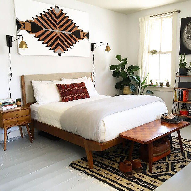 Tbqh Our Home Stylists Blow Our Minds On The Regular Exhibit A The Bedroom Of Westelmcharleston S Styli Bedroom Furniture Design Farmhouse Bedroom Furniture