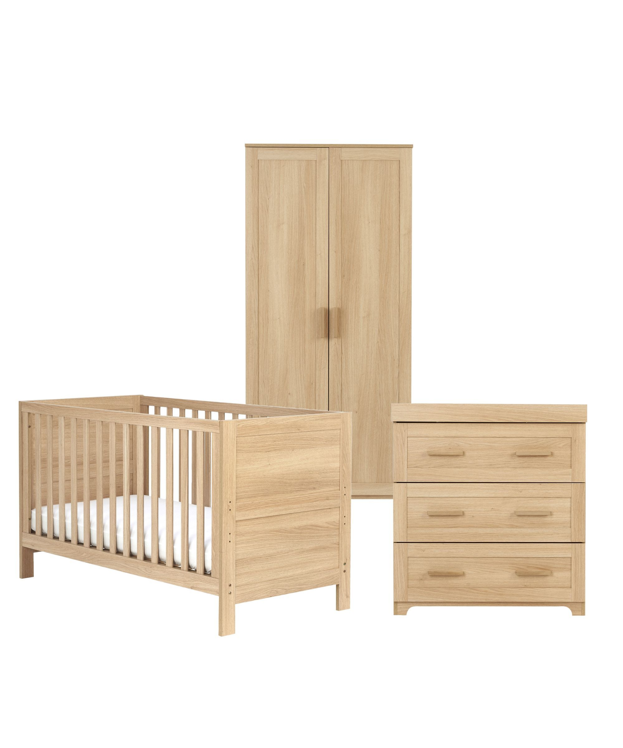 Mothercare Stretton 3 Piece Nursery Furniture Set Baby Pinterest