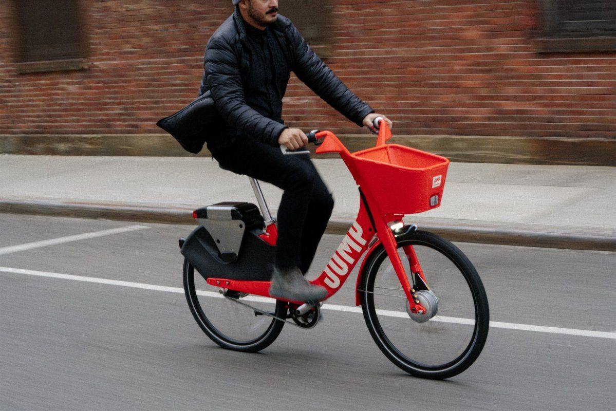 Uber Extends Ride Sharing With E Bikes Are Motorcycles Next