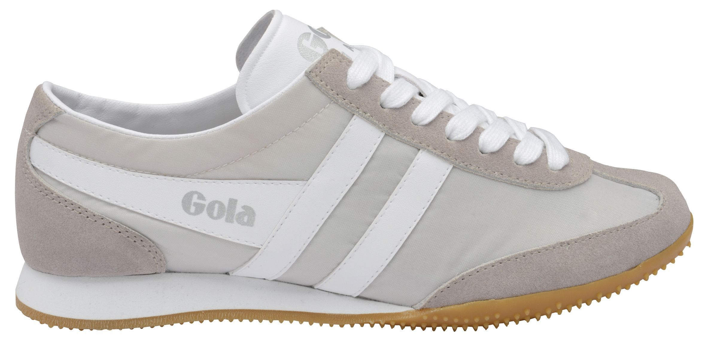 Gola Wasp lace up trainers, White