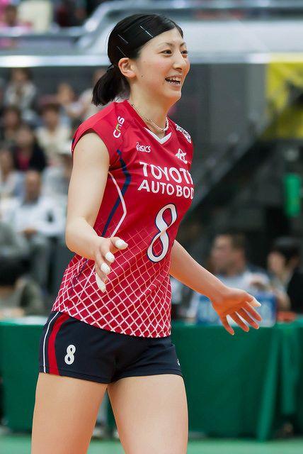 川島里華選手 | Volley ball | P...