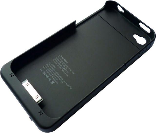 Battery Case & PowerBackup de Sandberg, deux batteries de secours pour iPhone 4/4S et iPod Touch