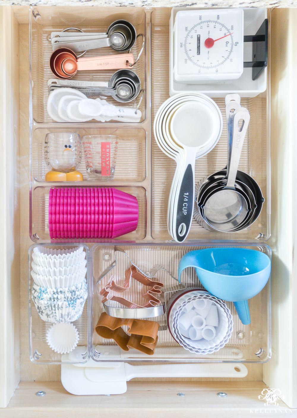 Organized Kitchen Drawers Real Solutions For Real Kitchens