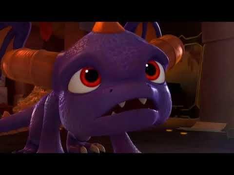 Spyro finds out about his ancestors (Spoiler alert) - Skylanders