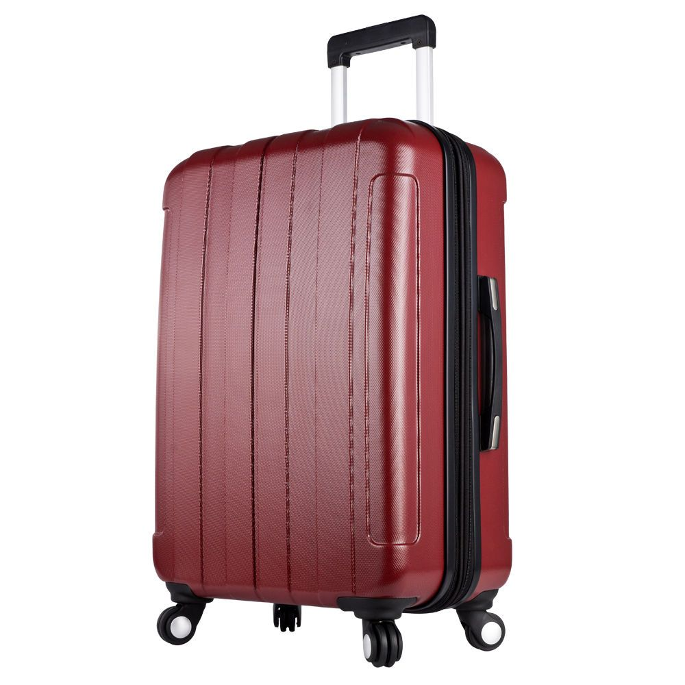 Luggage Suitcase 20 24 28 inch Universal Wheels Trolley Rolling ...