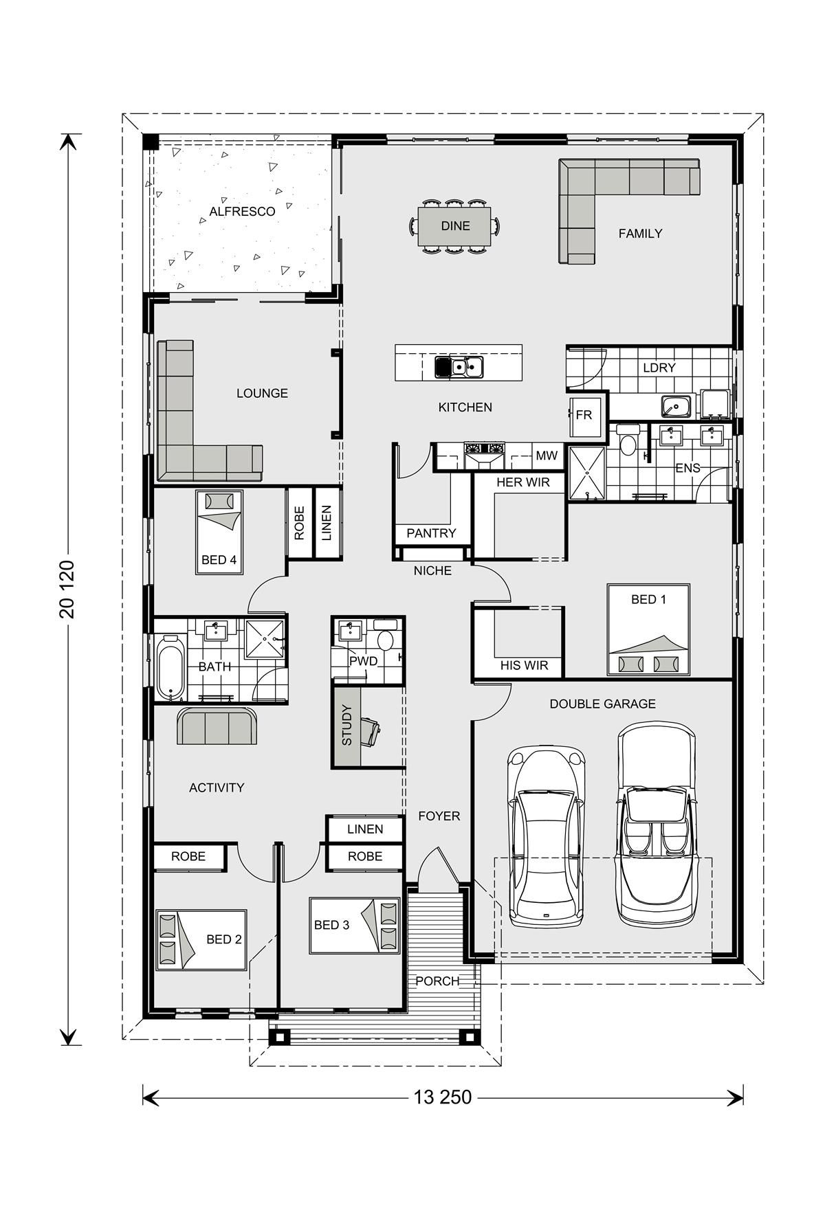 Casuarina 255 our designs sydney north brookvale for Trouver mes plans de maison