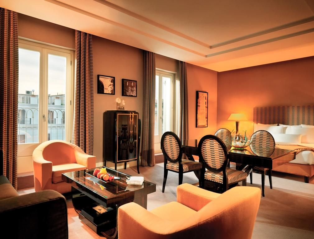 Booking Grand Hotel Via Veneto Rome Italy 591 Guest Reviews Book Your Now