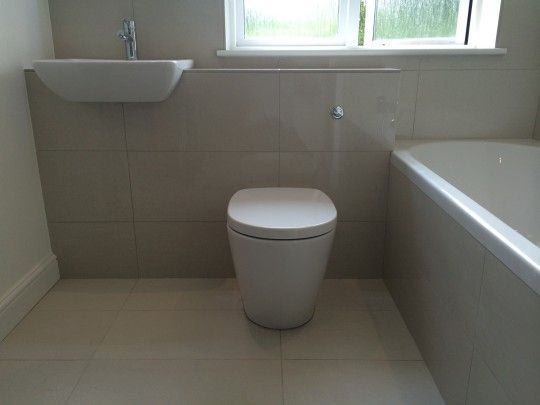 Regal Vanilla Polished Tiles Tile Bathroom Bathroom Small Bathroom