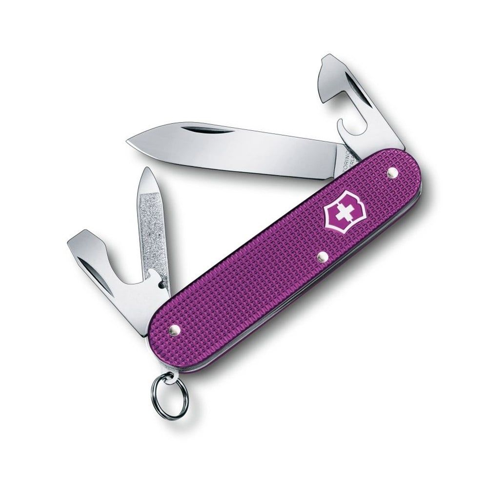 Victorinox Cadet Alox Limited Edition Orchid Violet