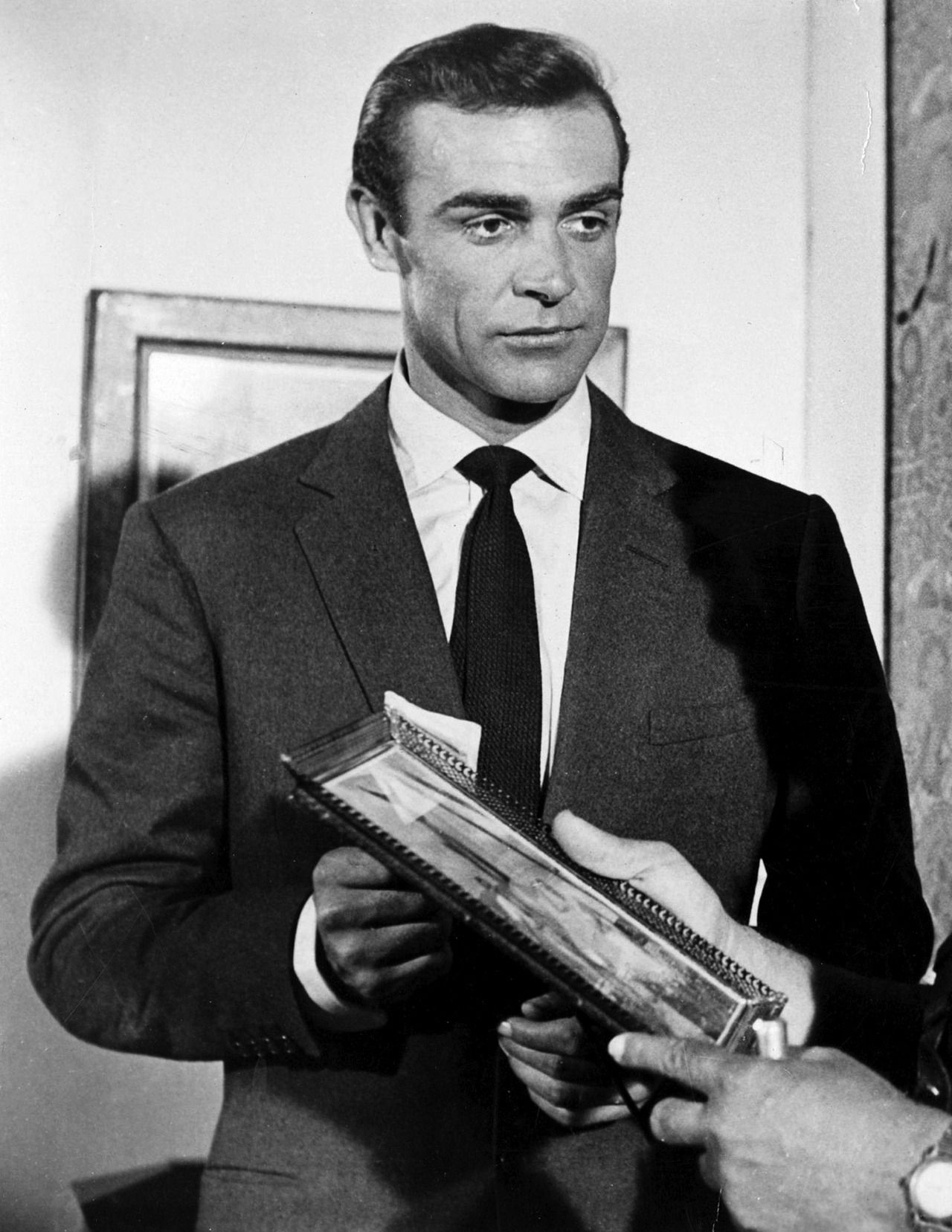 Flannel and grenadine season is coming sean connery 1962 james bond suit