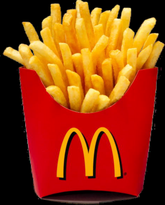 Shocking Ingredients in McDonalds Fries Mcdonalds