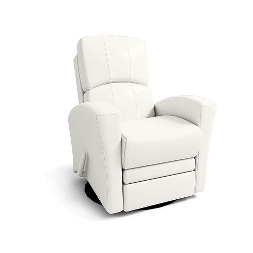 Kidiway Habana Leather Glider White