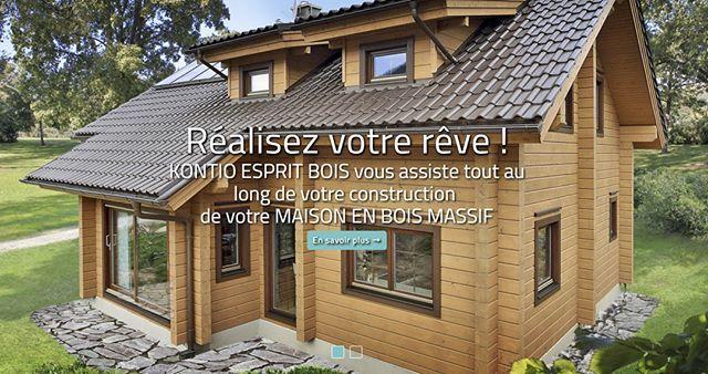 maison bois, chalet bois, maison bois kit, maison écologique, maison