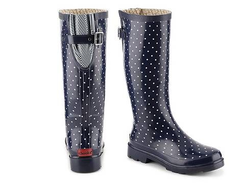 Chooka Micro Classic Dot Rain Boot | DSW | shoes were made for ...