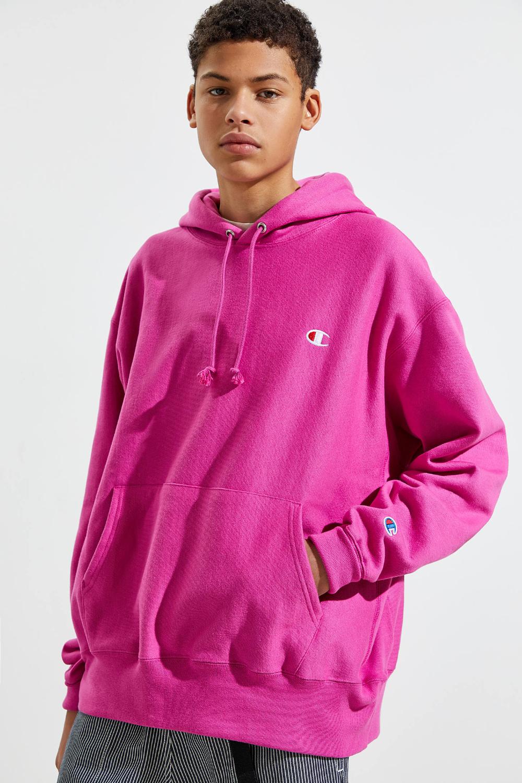Champion Reverse Weave Hoodie Sweatshirt Urban Outfitters [ 1500 x 1000 Pixel ]