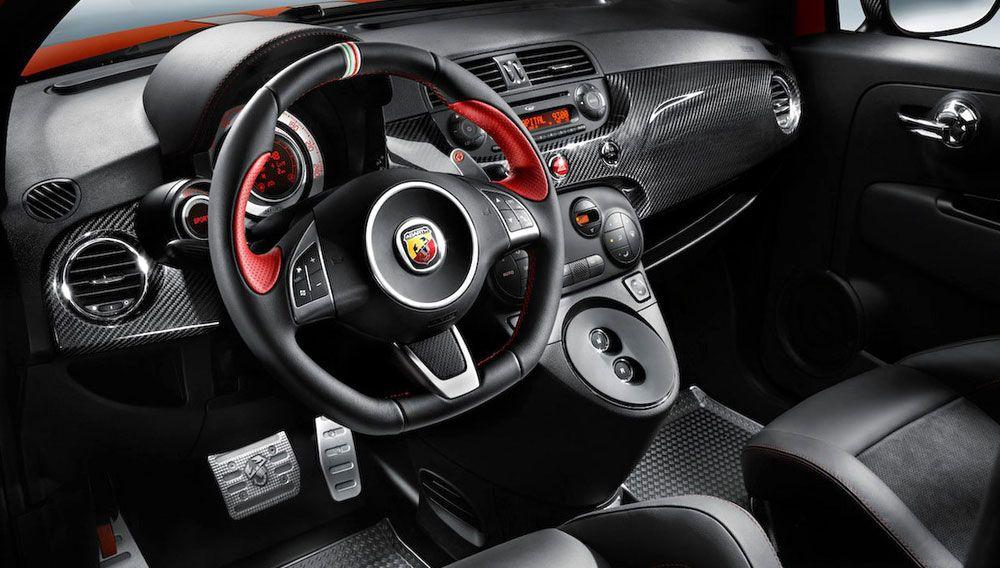 Fiat 500 Abarth 695 Competizione Interior Mit Bildern Cabrio