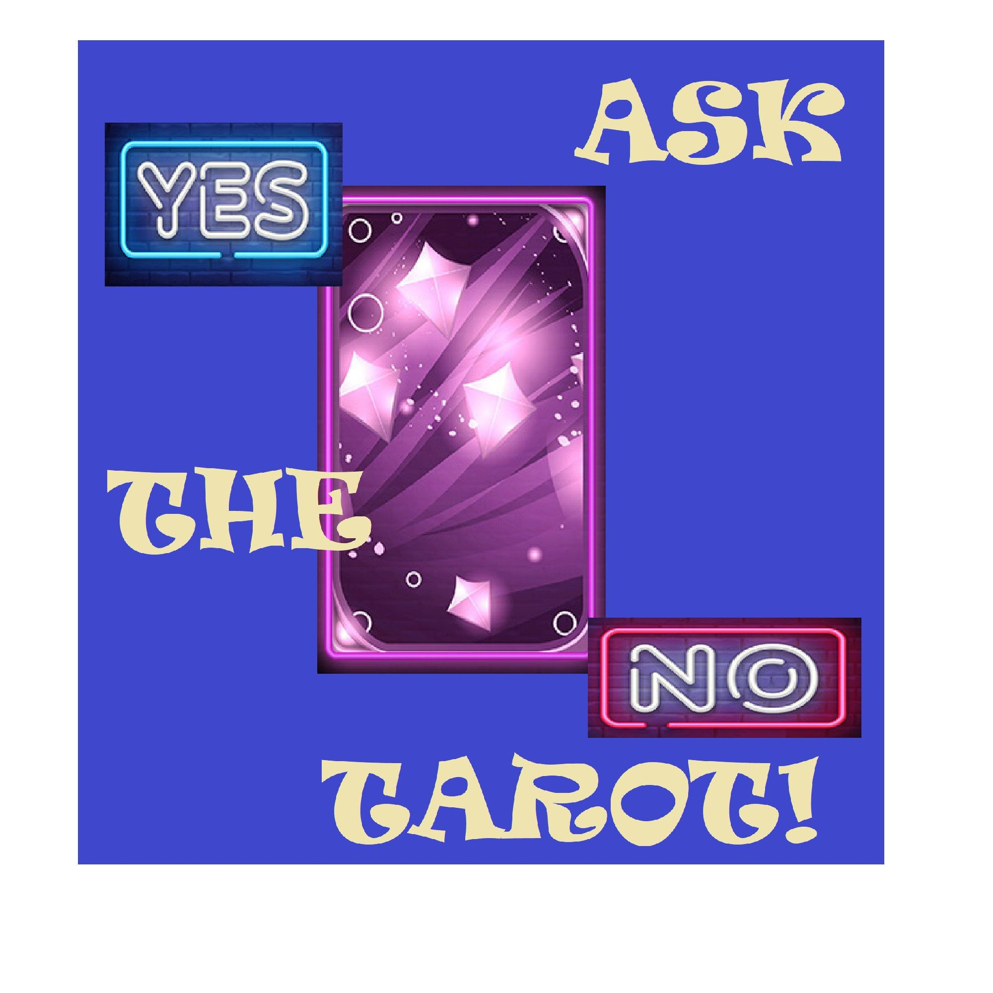 Yes/No Tarot Intuitive Psychic Reading