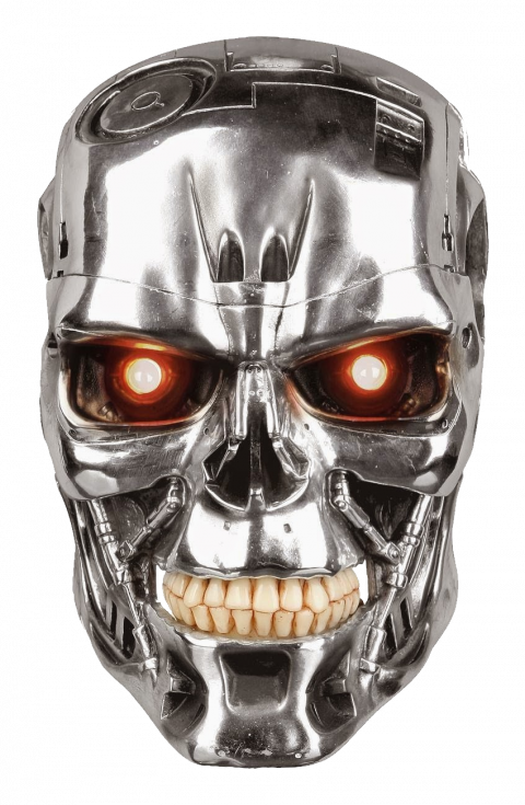 Terminator Png Image Hd Download Get To Download Free Terminator Face Png Vector Photo In Hd Quality Without Limit It Comes In Nee Terminator Skull Png Images