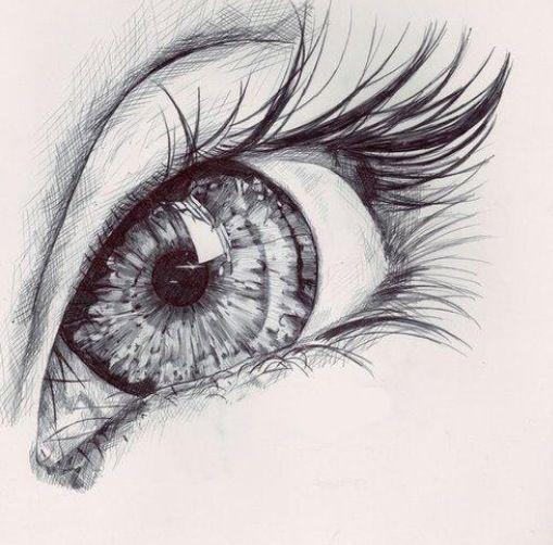 Klicke um das Bild zu sehen. Drawing an ... #DrawingTechniques Klicke um das Bild zu sehen. Drawing an eye – #drawing #eye