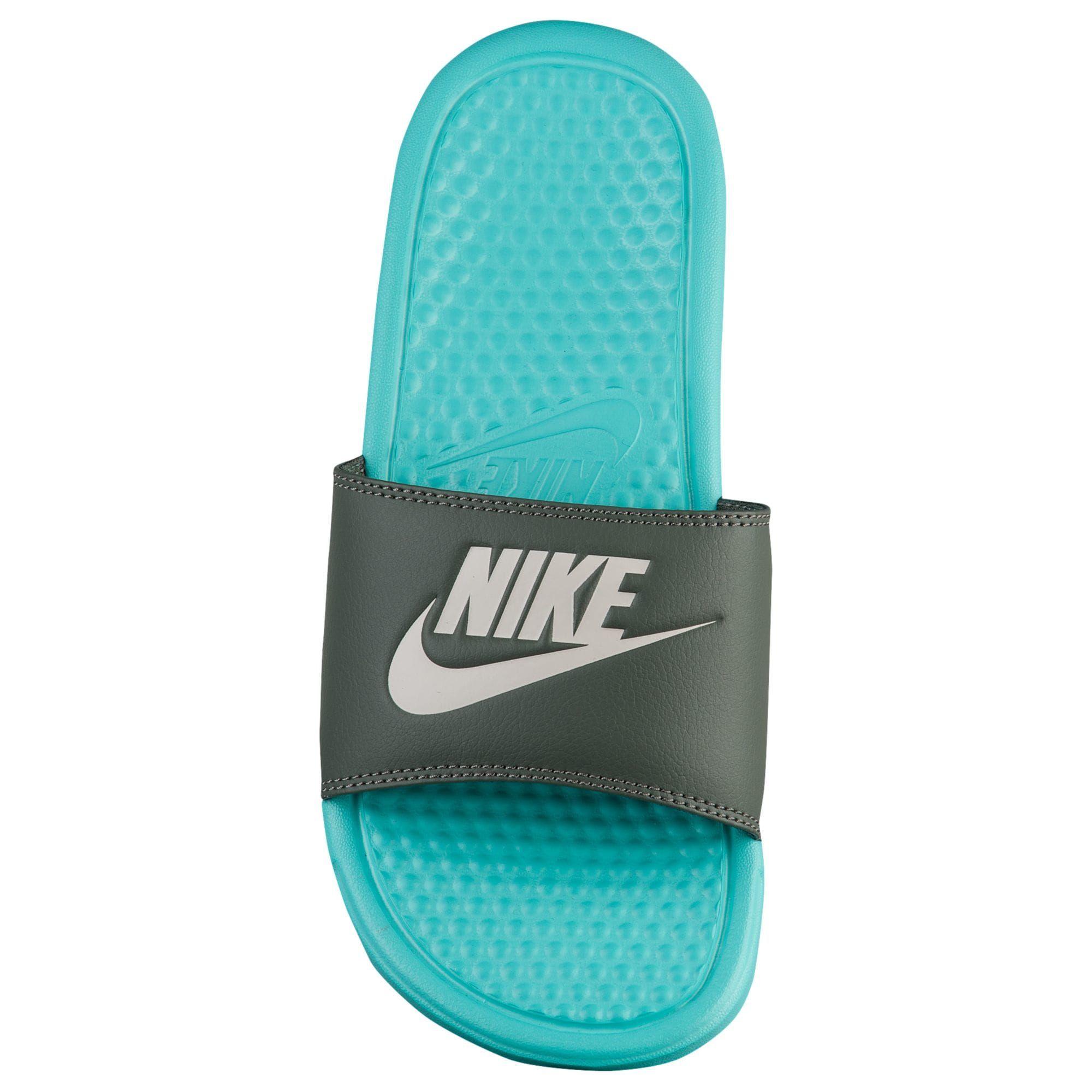 buy online c6e8e 0bb4f Nike Benassi JDI Slide - Women's at Champs Sports | Shoes in ...