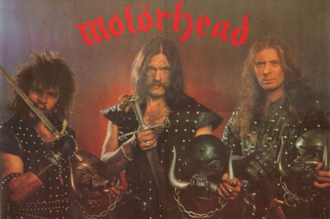 We Are Motörhead And We Play Rock & Roll ! : Zdjęcie