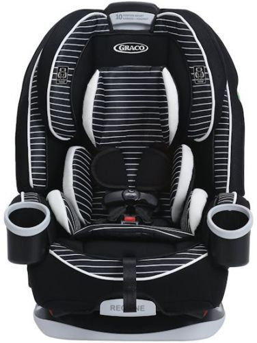 Graco Baby 4Ever All In 1 Convertible Car Seat Infant Child Booster Studio