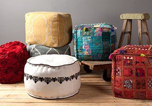 Awesome Design Lesson: The Pouf Feat. Surya, Http://www.myhabit