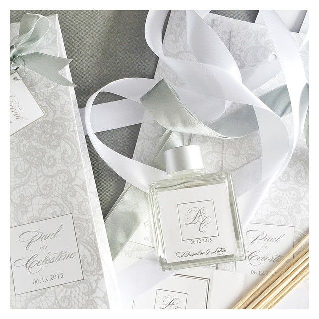 Personalized Home Fragrance Gift Set Favors For Philippine