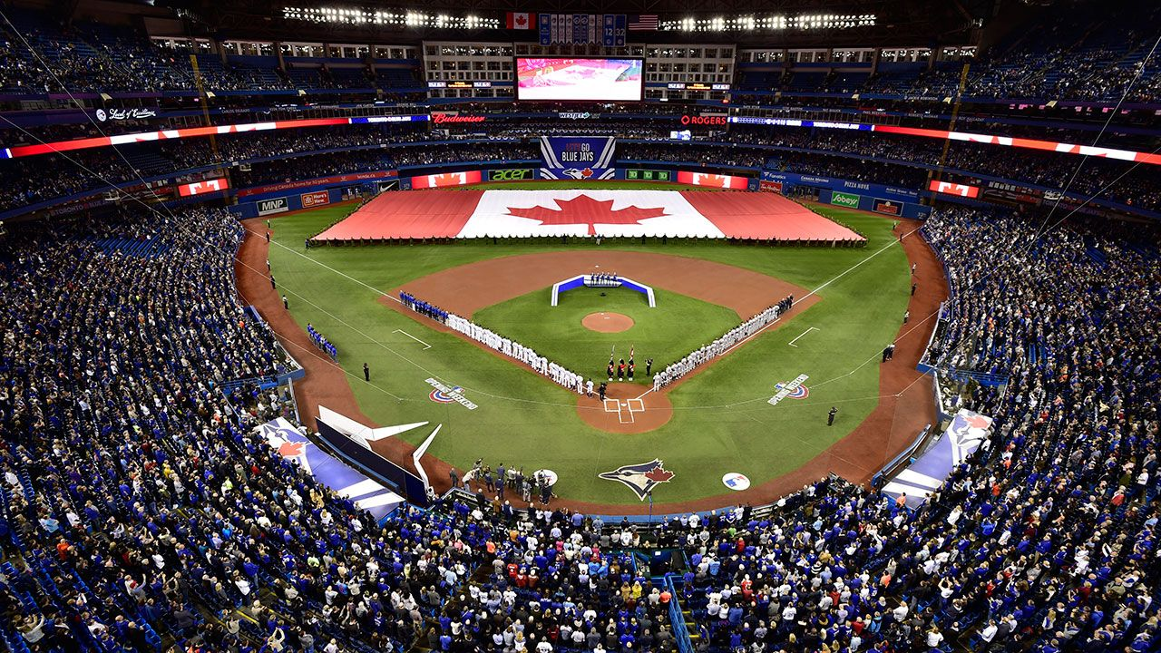 Blue Jays To Extend Protective Netting At Rogers Centre And Dunedin Stadium Sportsnet Ca