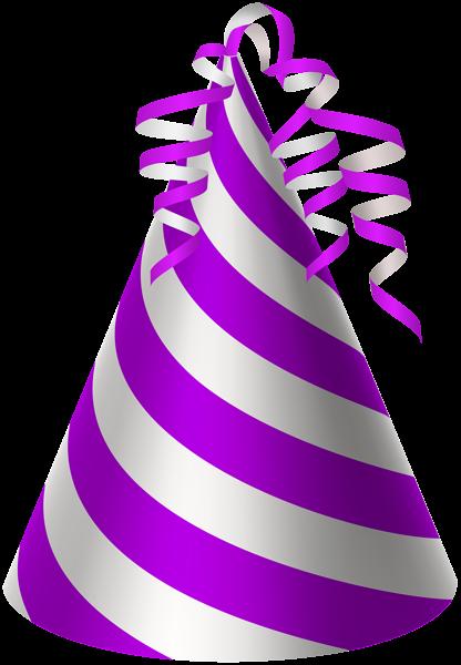Party Hat Purple Clip Art Png Image Clip Art Free Clip Art Party Hats