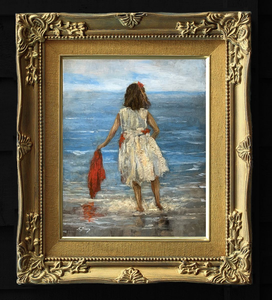 Mulberry Art Co Uk Vintage Oil Painting Painting Oil Painting