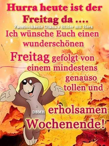 Pin Von Armin Auf Wochentagsgrüße Grüße Zum Wochenende