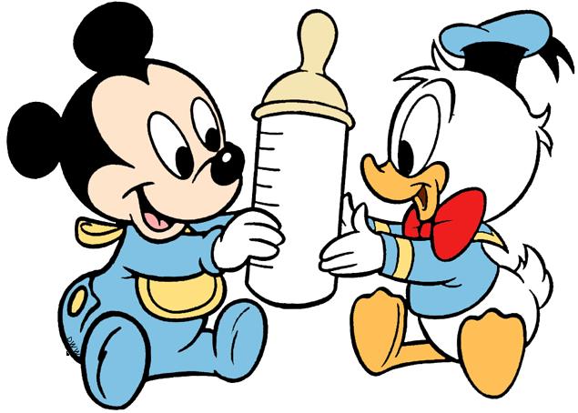 Dibujos Walt Disney Bebes: Resultado De Imagen Para Mickey Baby