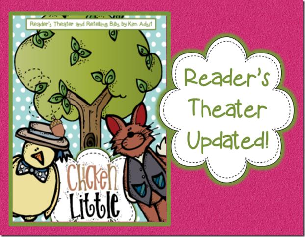 Reader S Theatre Ideas Read Aloud Activities Reading Classroom
