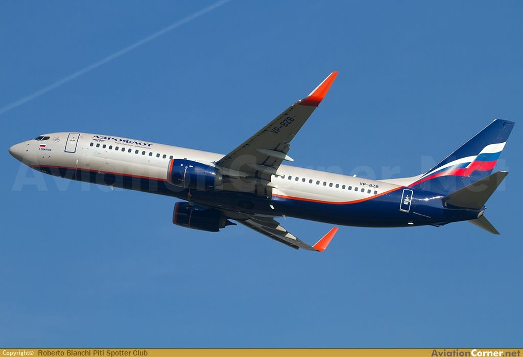 AviationCorner.net - Aircraft photography - Boeing 737-8LJ