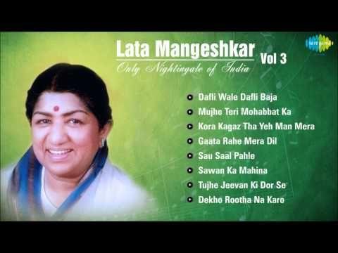 Lata Mangeshkar Hits Best Of Lata Mangeshkar Superhit Hindi Songs All Songs Vol 3 Lata Mangeshkar Songs Lata Mangeshkar Hindi Old Songs