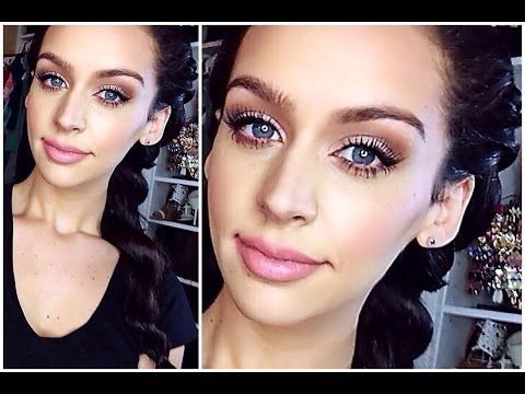 Easy Hair Makeup For A Job Interview Work Day Job Interview Makeup Interview Makeup Full Face Makeup