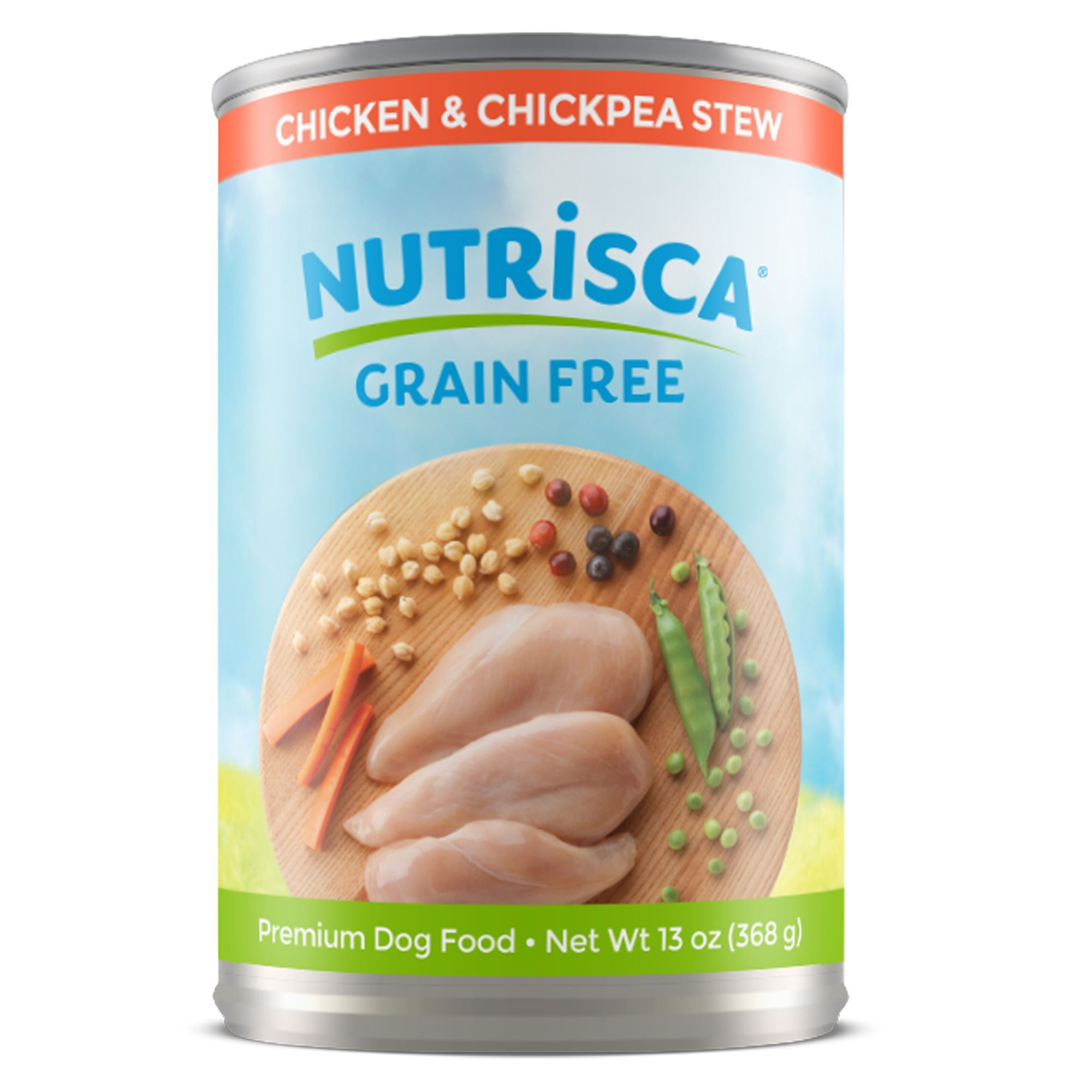 Dogswell Nutrisca Dog Food Grain Free Chciken And Chickpea Stew