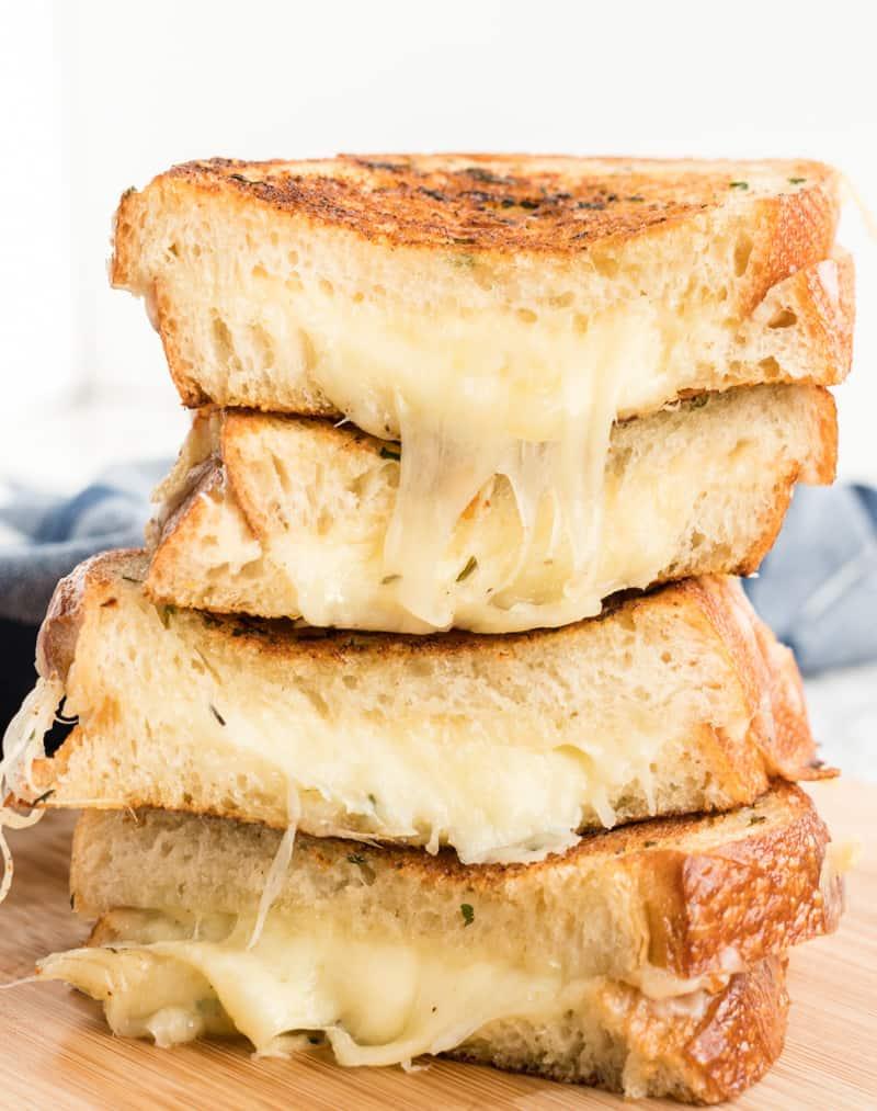 The Best Grilled Cheese Sandwich Tornadough Alli Recipe In 2020 Best Grilled Cheese Sandwiches Food