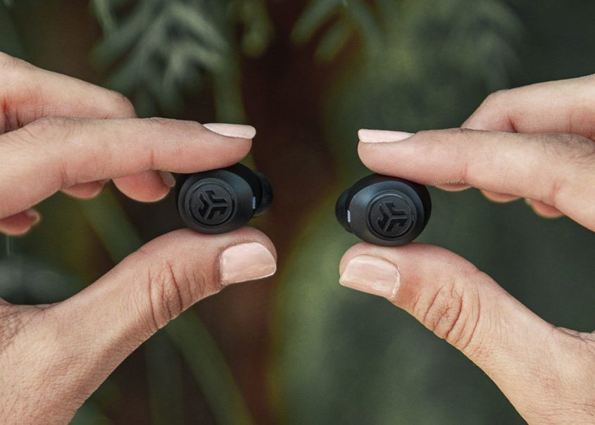 JLab Headphones 1 True Wireless Headphones under 100