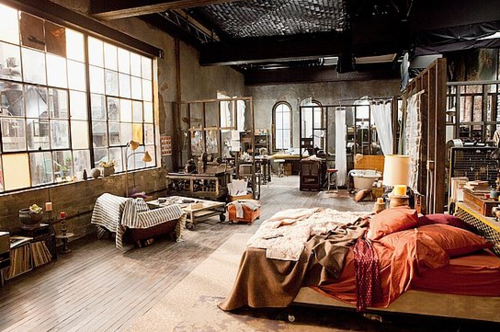 Anne Hathaway S Apartment In Love And Other