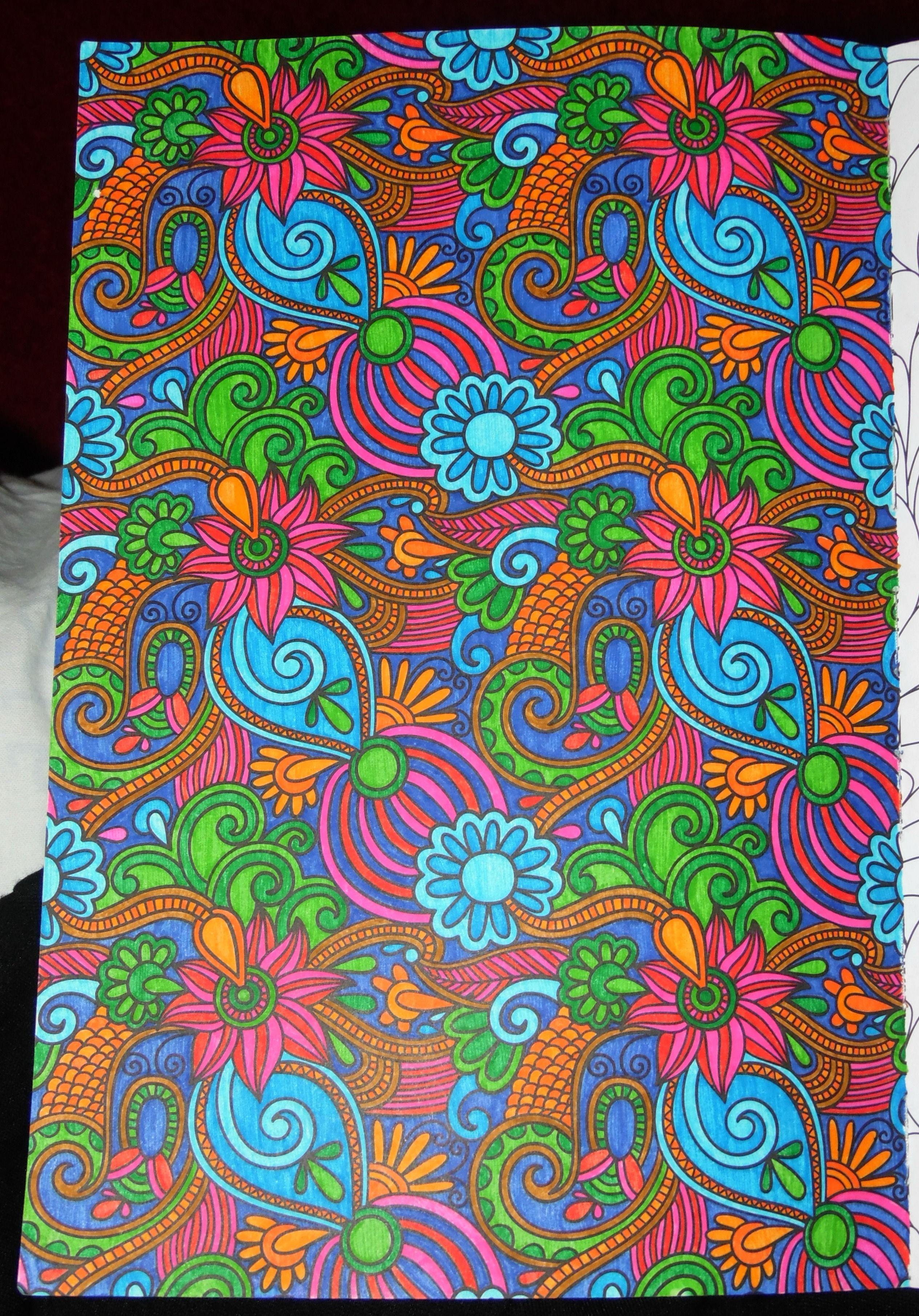 Het Enige Echte Kleurboek Voor Volwassenen Deel 1 Kleurboek Kleuren Kleurplaten Voor Volwassenen