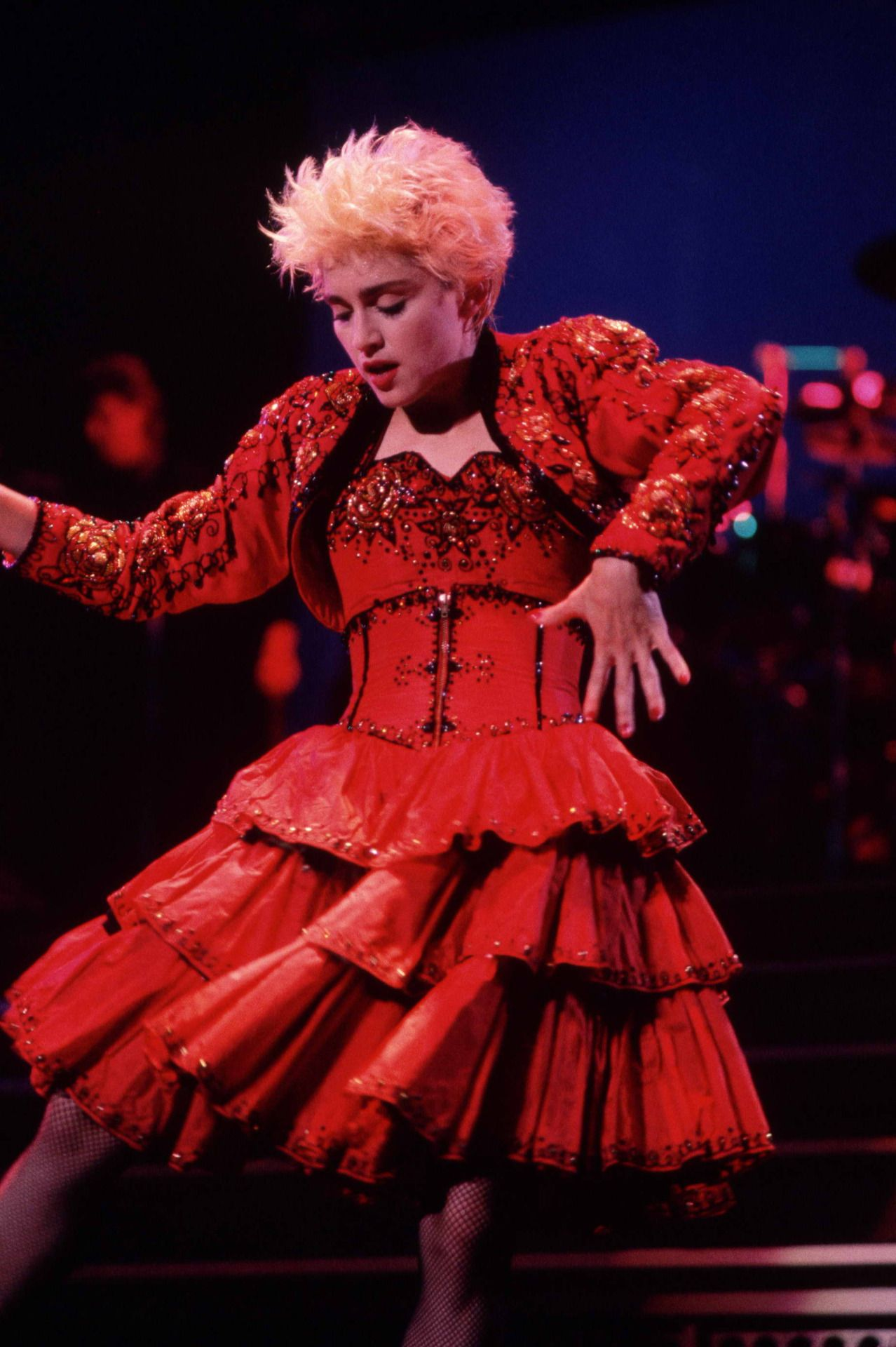Madonna Ciccone Madonna, Best female artists, Madonna 80s