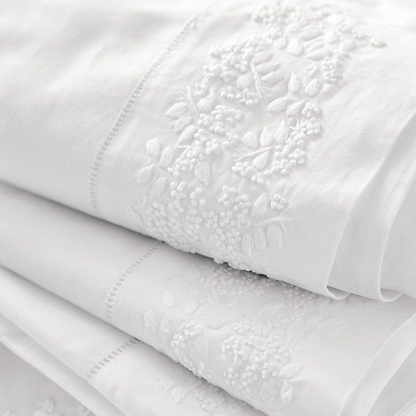 Adeline Bed Linen Collection Bed Linen Collections The White Company Lace Bedding Linen Bedding Bed Linen Design