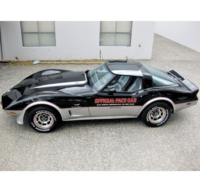 1978 CHEVROLET CORVETTE PACE CAR for sale | Trade Unique Cars ...