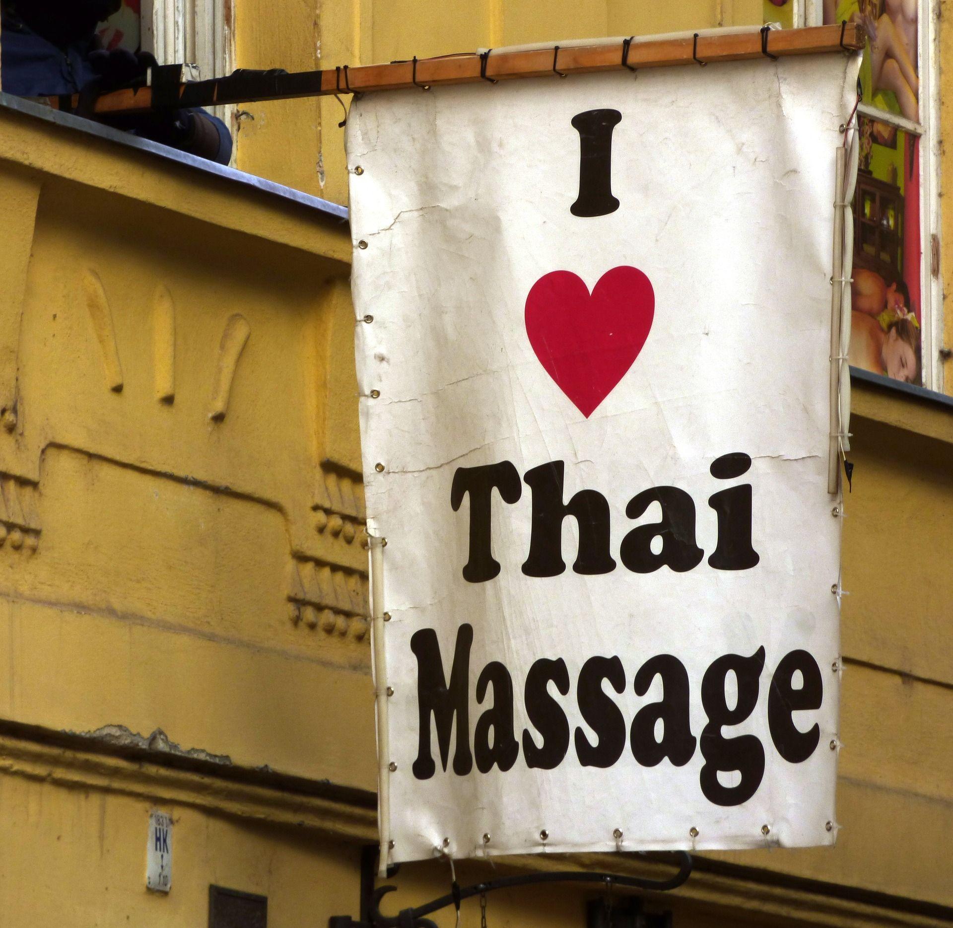 Thai Massage Saved my Trip | Thai massage, Massage
