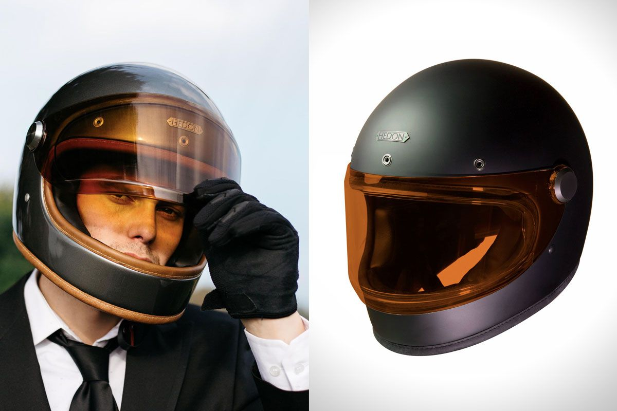 running shoes new styles thoughts on Riding Gear - Hedon Heroine Helmet   Cafe racer helmet, Riding ...